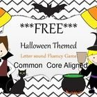 This is a Free Sample of my Halloween Games.  It is a letter naming fluency game.  It includes all capital and lower case letters.  Students will l...