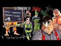 Super Ergo Sum #18 – La sindrome di Zelig (anche i supereroi copiano a s...