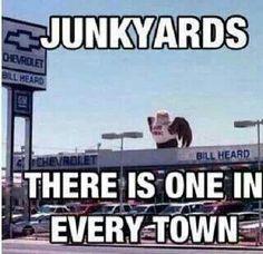 Chevy sucks