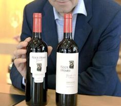 Bodegas Aragonesas dona 10.000 euros obtenidos en el primer mes de comercialización de su vino 'Ecce Homo'