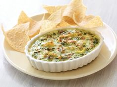 Applebee s Spinach and Artichoke Dip Copycat