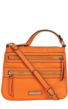 Nine West Minnie in orange Just bought today. Perfect for fall! Stylish  Handbags, e07302a5af