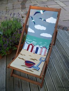homebase deck chair