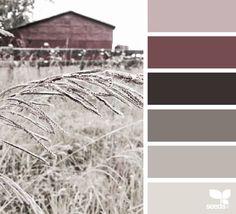 Bathroom paint colors rustic design seeds 30 Ideas for 2019 Colour Pallette, Colour Schemes, Color Combos, Neutral Palette, Design Seeds, Palette Design, Color Balance, Colour Board, Color Stories
