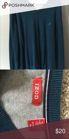 IZOD Men's XL shirt - NWOT NEVER WORN IZOD Men's XL shirt - NWOT NEVER WORN IZOD Sweaters