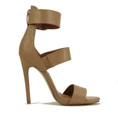 Steve Madden Mysterii Natural Leather Heel