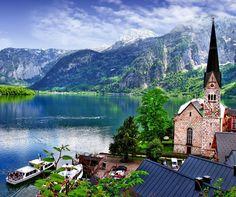 Obwohl, hat es als UNESCO-Weltkulturerbe erklärt wurde, ist die Schönheit von Hallstatt noch ein Geheimnis für die meisten Reisenden |  10 geheime europäische Kleine Städte man unbedingt sehen muss