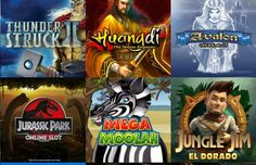 UK Online Casino Games at Roxy Palace Online