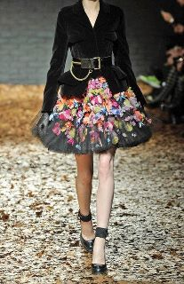 Thank You Alexander McQueen...