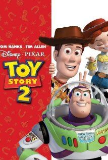 1999 - Toy Story 2 - When Woody is stolen by a toy collector, Buzz and his friends vow to rescue him, but Woody finds the idea of immortality in a museum tempting. #movies