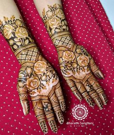 Floral Henna Designs, Simple Arabic Mehndi Designs, Mehndi Designs Book, Full Hand Mehndi Designs, Modern Mehndi Designs, New Bridal Mehndi Designs, Dulhan Mehndi Designs, Latest Mehndi Designs, Henna Tattoo Designs