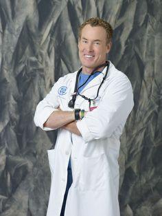 John C. McGinley Photo: Scrubs Season 9