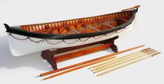Handcrafted Wooden Model Titanic's Lifeboat ready for display Titanic Model, Naval, Nautical Art, Wooden Boats, Boat Building, Model Ships, Le Mans, Sailboat, Sailing Ships