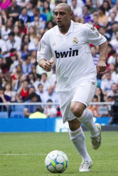 Best player ever Roberto Carlos