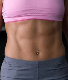 The secret to amazing abs? Stop doing crunches and start doing these 3 flat-belly moves!      We all want a toned, flat stomach.  No surpris...