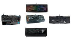 Los 8 mejores teclados para gaming de 2016 y 2017. Perfectos para muchas horas jugando delante del ordenador.