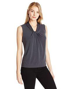 Calvin Klein Women's Career Knit Cami, Charcoal, Small Calvin Klein http://www.amazon.com/dp/B011KY3JS4/ref=cm_sw_r_pi_dp_jf2Awb1KYKK2Z