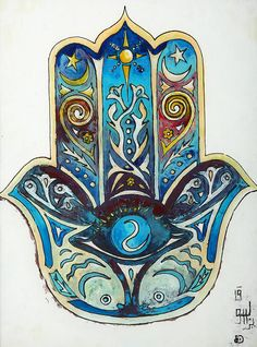 Fatima's Hand (Hamsa) Glass-bottom Painting at Ark of Crafts under HOME category is designed by Ebu Burak. Hamsa Drawing, Hamsa Art, Hamsa Painting, Architecture Tattoo, Art And Architecture, Bottom Paint, Turkish Art, Hand Of Fatima, Jewish Art
