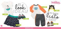 El look ideal para niña o niño solo en bebitos.mx  http://www.bebitos.mx/t/lo-nuevo