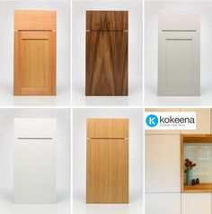 Kokeena: Real Wood Ready-Made Cabinet Doors for IKEA AKURUM Kitchens — Store Profile