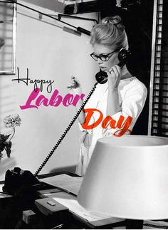 Happy Labour Day! #LabourDay