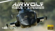 // Original score by: Sylvester Levay Airwolf Themes is a two-CD soundtrack album for the televi. Tv Themes, Movie Themes, Best Helicopter, Disco 80, 80 Tv Shows, Italo Disco, Classic Tv, Soundtrack, Youtube