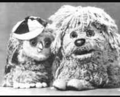Who remembers Fred Barker and Ollie Beak?