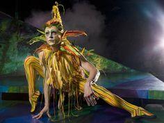 Mystère, Cirque du Soleil, Treasure Island Hotel&Casino, Las Vegas.
