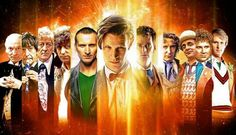 all Doctors of Doctor Who