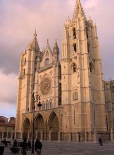 Catedral de León Foto: Miguel A.Otero