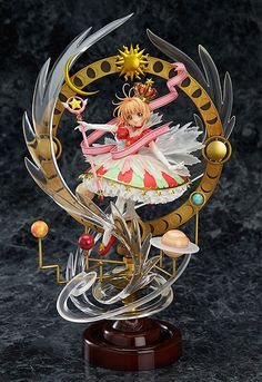 Sakura Kinomoto: Stars Bless You Cardcaptor Sakura 1/7th Scale Figure - Otaku Toy Collection LLC