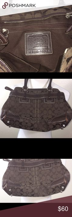 Coach Purse Coach Purse. EUC Coach Bags Shoulder Bags