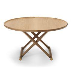 Egyptian Table by Mogens Lassen - ML10097 - Carl Hansen & Søn