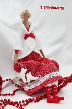 Последняя подборка уходящего года - 25 Декабря 2014 - Кукла Тильда. Всё о Тильде, выкройки, мастер-классы.