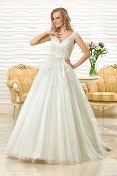 Robe de mariée élégante – Clarène