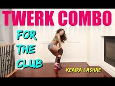 17 Minute Twerk Combo For The Club Twerk Dance Workout Danse Twerk, Twerk Dance, Dance Choreography, Dance Moves, Twerk Twerk, Twerk Workout, Workout Videos, Belly Dancing Classes, Pole Dancing