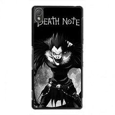 Japanische Anime Handy ZubehöR,Fallabdeckung für Death Note Hülle,Sony Xperia Z3…