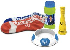 Giveaway time  Messi Foot bubbles worth R500