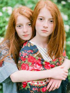 Leah and Chloe Barnes