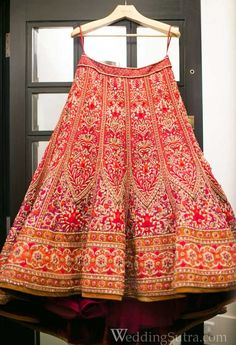 End to End Customization with Hand Embroidery & beautiful Zardosi Art by Expert & Experienced Artist That reflect in Blouse , Lehenga & Sarees Designer creativity that will sunshine You & your Party Worldwide Delivery. Red Lehenga, Indian Bridal Lehenga, Indian Bridal Wear, Indian Wear, Wedding Lehnga, Bridal Sarees, Indian Dresses, Indian Outfits, Pakistani Dresses