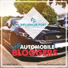 Influencer Marketing, Automobile, Goals, India, Search, Business, Car, Goa India, Searching