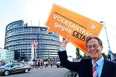 ÖDP Bundesverband: Europaabgeordneter Prof. Dr. Klaus Buchner (ÖDP) enttäuscht über CETA-Urteil des Bundesverfassungsgerichts