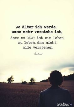 !!! Wisdom Quotes, Life Quotes, German Quotes, Positive Vibes Only, Different Quotes, Positive Inspiration, Quotes And Notes, Pretty Words, True Words