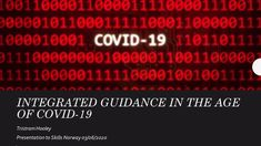 Last week I presented at a webinar organised by Skills Norway discussing the importance of integrated and online forms of guidance in the age of Covid-19. I share my slides here for anyone who is i… Online Form, Career Advice, Integrity, Norway, Presentation, Student, Organization, Age, Career Counseling