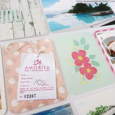 Project Life Travel Bohol, Philippines  project life vacation  project life summer  project life dear lizzy polka dot party mini kit  thickers  project life beach Project Life Travel, Bohol Philippines, Polka Dot Party, Diy Gifts, Kit, Vacation, Beach, Summer, Projects