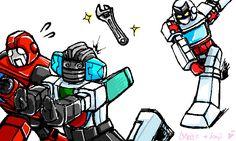 Ratchet's rage by kaji-fore.deviantart.com on @DeviantArt