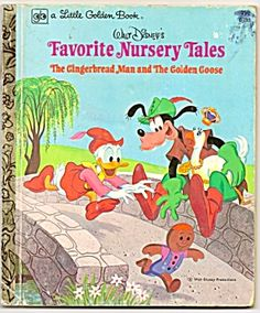 Favorite Nursery Tales (The Gingerbread Man and The Golden Goose)
