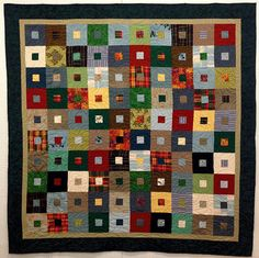 Mary's Memory Quilt