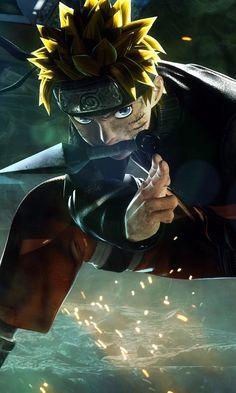 Jump Force Naruto 4K 4k Ultra HD Desktop Background Wallpaper for 4K UHD TV : Tablet : Smartphone