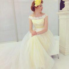Harrogate Bridal Show 2014 Impressions by Amrit Singh Mann #dajanabasic #pastelwedding #pastelshades #weddingdress #bride www.dajanabasic.com